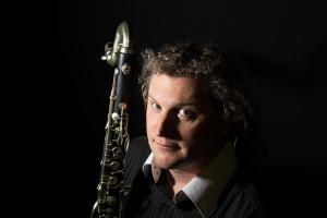 Photograph of composer David Elaine Alt